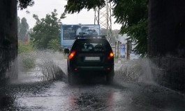 Caduti 18 millimetri di pioggia in 15 minuti