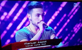 Un cantante livornese a The Voice (Rai 2)
