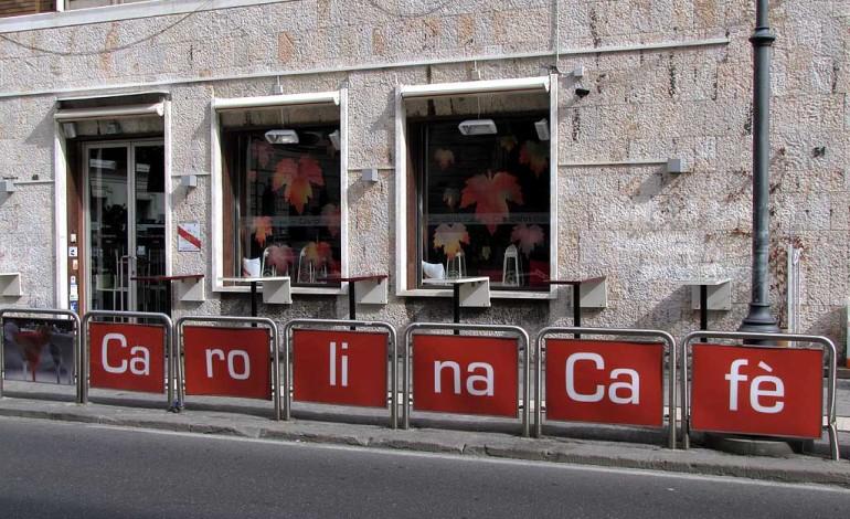 """Spaccata al """"Carolina Cafè"""" nuovamente arrestato l'autore"""