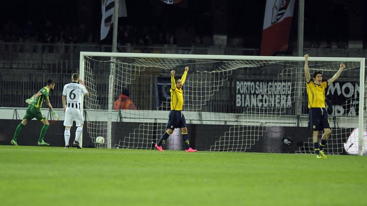 Modena Livorno 1-0 Sconfitta Pericolosa