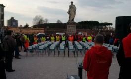 Moby Prince: 140 sedie vuote per le vittime