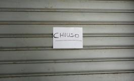 Commercio in crisi: chiusi 102 negozi in due mesi