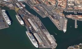 Livorno, porto a rischio nucleare