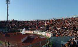 Livorno- Pro Vercelli. Sfilata delle scuole calcio affiliate e prezzi di saldo