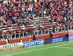 Trapani Livorno 1-0. Il Veleno nella Coda