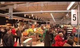 """""""La Rosa"""": inaugurata la nuova coop (VIDEO)"""