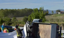 Incidente in autostrada: due feriti gravi