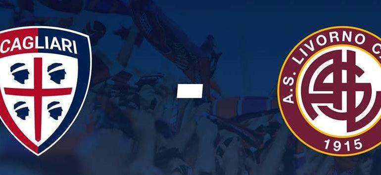 Cagliari Livorno 2-2 Punto Prezioso