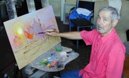 Pittura in lutto: si è spento Dino Pelagatti