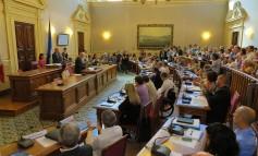 Giunta comunale, Salvetti ha presentato gli assessori