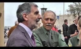 La marcia dei cento per salvare l'ippodromo (VIDEO)