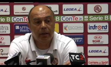 Livorno: Gelain cambia modulo (VIDEO)