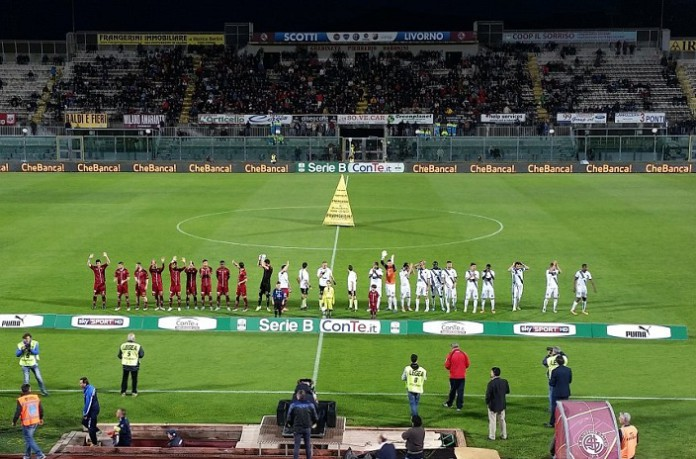 Livorno Latina 1-0 Finalmente una Vittoria