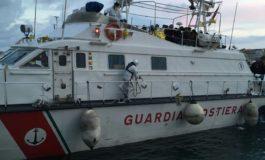Barca in avaria, donna salvata a largo di Gorgona