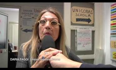 Unione inquilini: servizio civile per giovani (VIDEO)