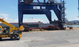 Porto: due nuove gru per la TDT