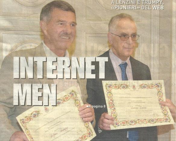 Internet 30 Anni, Premiati due Professori Livornesi