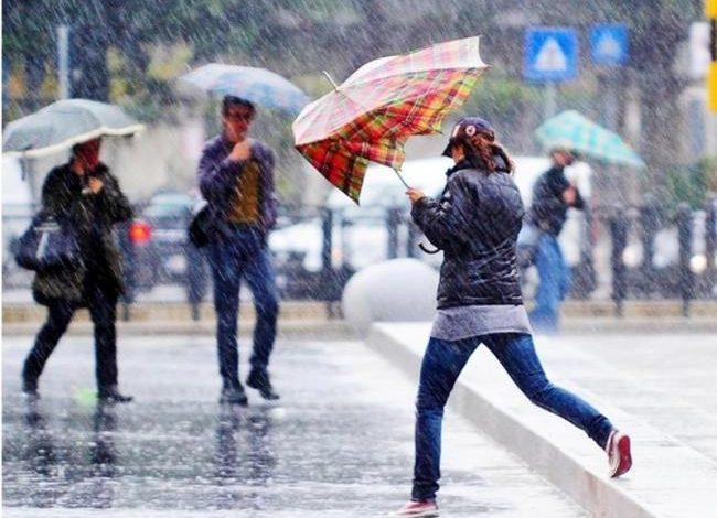 Allerta meteo, scuole e parchi chiusi