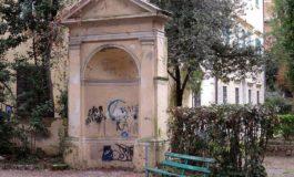 Cadavere nel parco di villa Maria