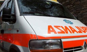 Limoncino, colto da malore l'autista bloccato alla discarica