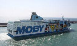 Avaria alla nave. sbarcati 300 passeggeri. Due membri dell'equipaggio soccorsi