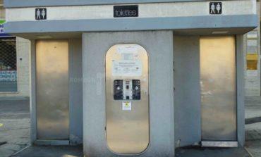 Tre bagni pubblici tra le vie cittadine