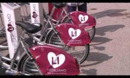 Ecco il nuovo bike sharing (VIDEO)