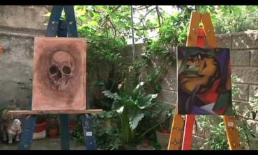 """""""La Fucina"""": rassegna espositiva di dipinti (VIDEO)"""