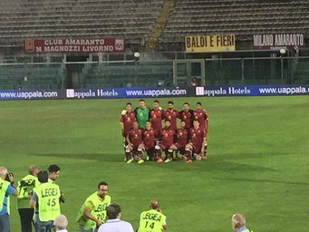 Livorno Juve Stabia 1-3 subito addio alla coppa