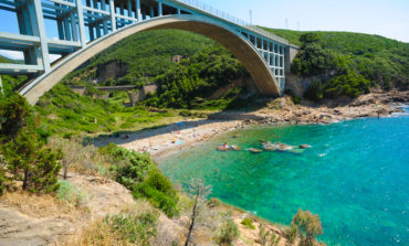 Crepe sul ponte di Calafuria