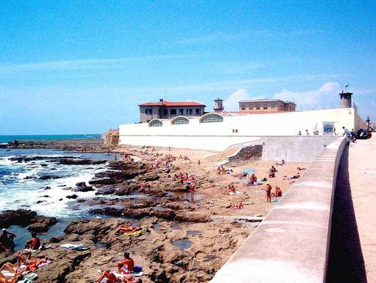 Sicura la spiaggia dell'Accademia