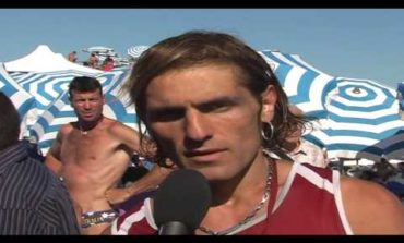 """Dall'Elba ai bagni Lido, una """"traversata per la vita"""" (VIDEO)"""