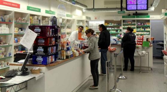 In farmacia anche per Cup e ticket