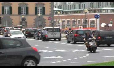 Traffico: zona quattro Mori-Nautico a rischio paralisi (VIDEO)