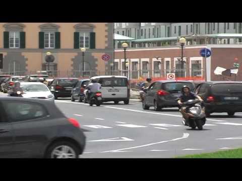 Lavori urgenti Enel, traffico deviato davanti al Nautico