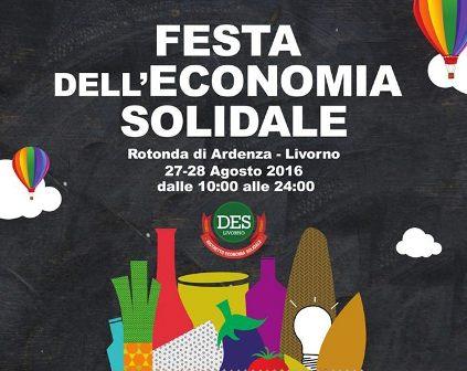 Torna la Festa dell'Economia Solidale a Livorno