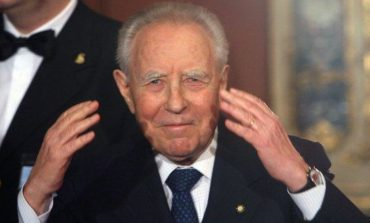 Lutto cittadino si è spento Carlo Azeglio Ciampi
