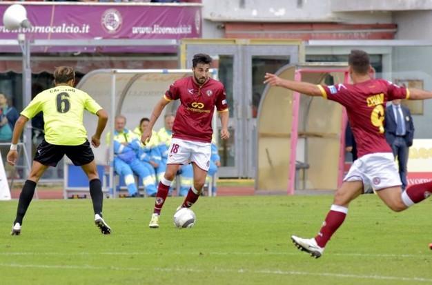 Livorno Lucchese 1-1, Occasione Sprecata