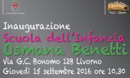 Nuova Scuola per l'Infanzia Osmana Benetti