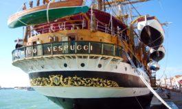 Vespucci, interrotta la crociera: 20 casi di Covid tra gli allevi