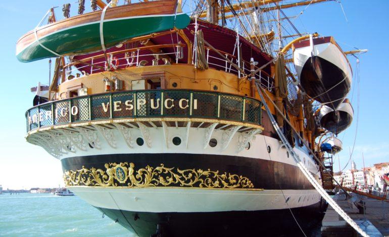 Torna la Vespucci e si potrà visitare