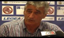 Ore 14,30 Livorno - Lucchese. Le parole di Foscarini (VIDEO)