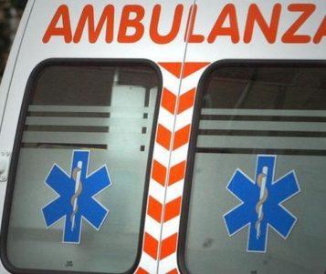 Cisternone: 14enne investita da un'ambulanza