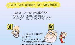 Spinelli: città divisa spunta il referendum
