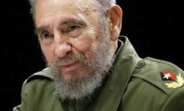 Un registro in Comune per omaggiare Fidel Castro