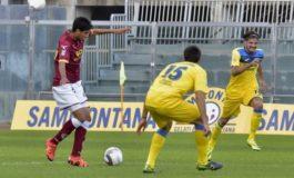 Livorno Carrarese 3-4 d.t.s. Fuori dalla Coppa Italia