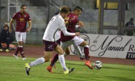 Livorno Pontedera 1-1 Frenata amaranto