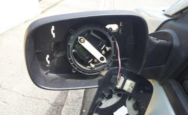 Fari e specchietti rotti in Venezia. In città è emergenza vandalismo