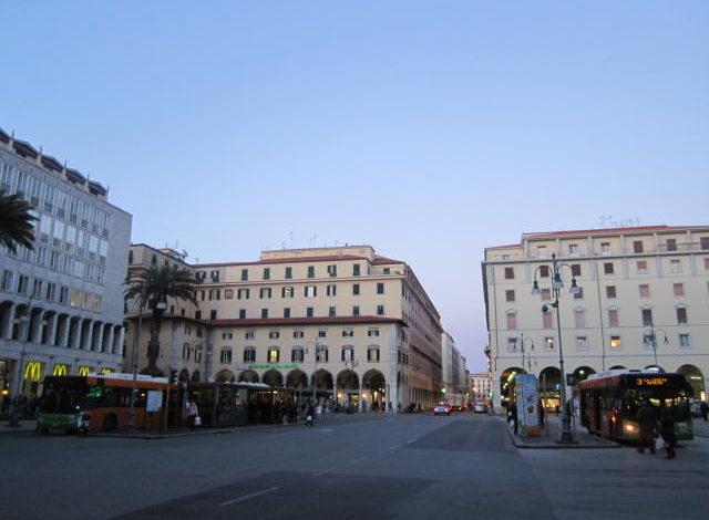 Piazza Grande: controllo gratuito alla vista