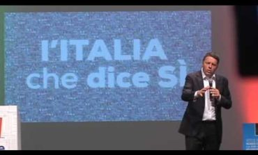 Video: sette minuti di Renzi